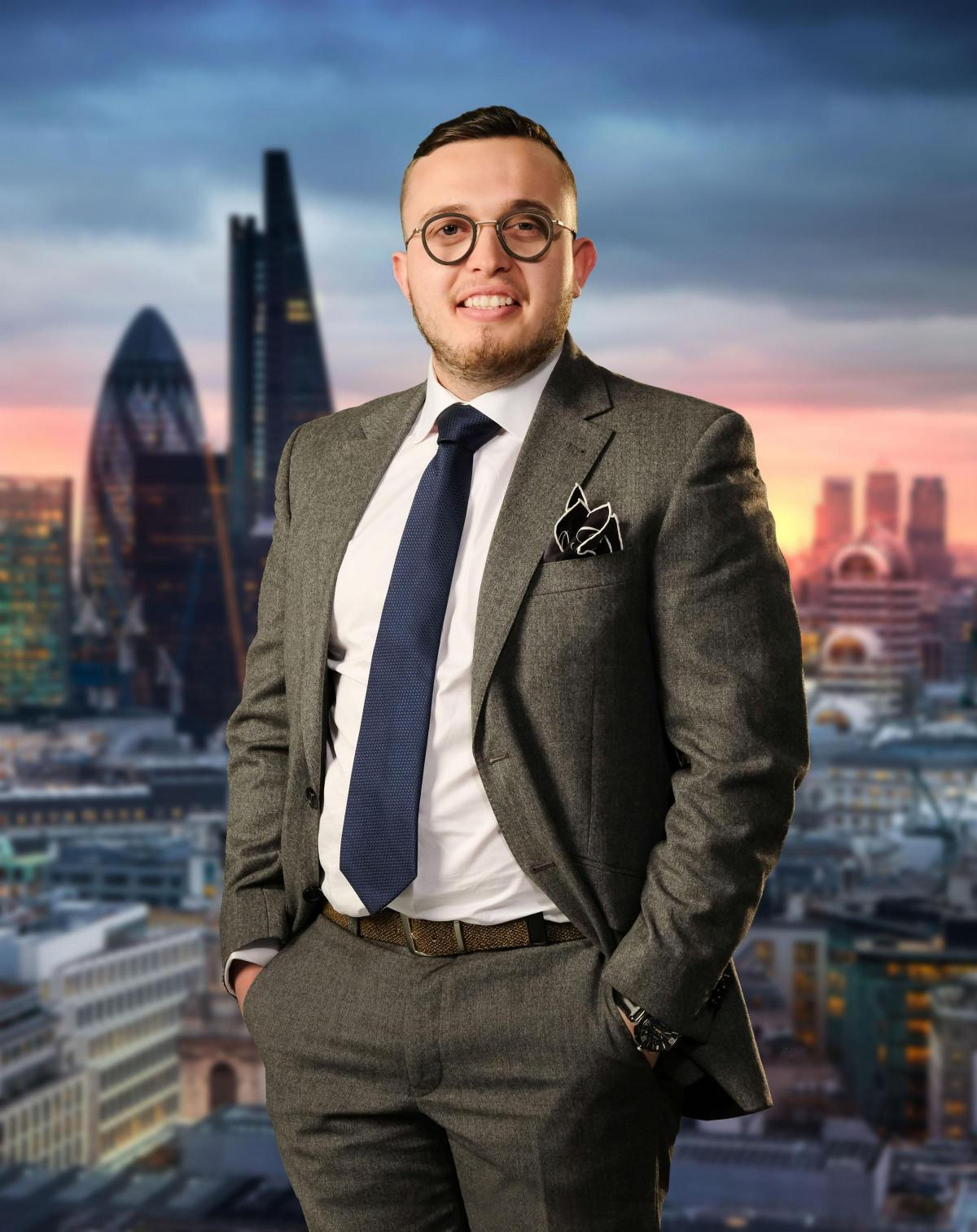 BUSINESS: Charles Burns survives week three of The Apprentice