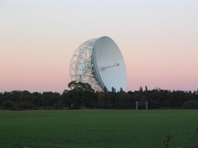 Jodrell Bank was the site of a media frenzy 60 years ago