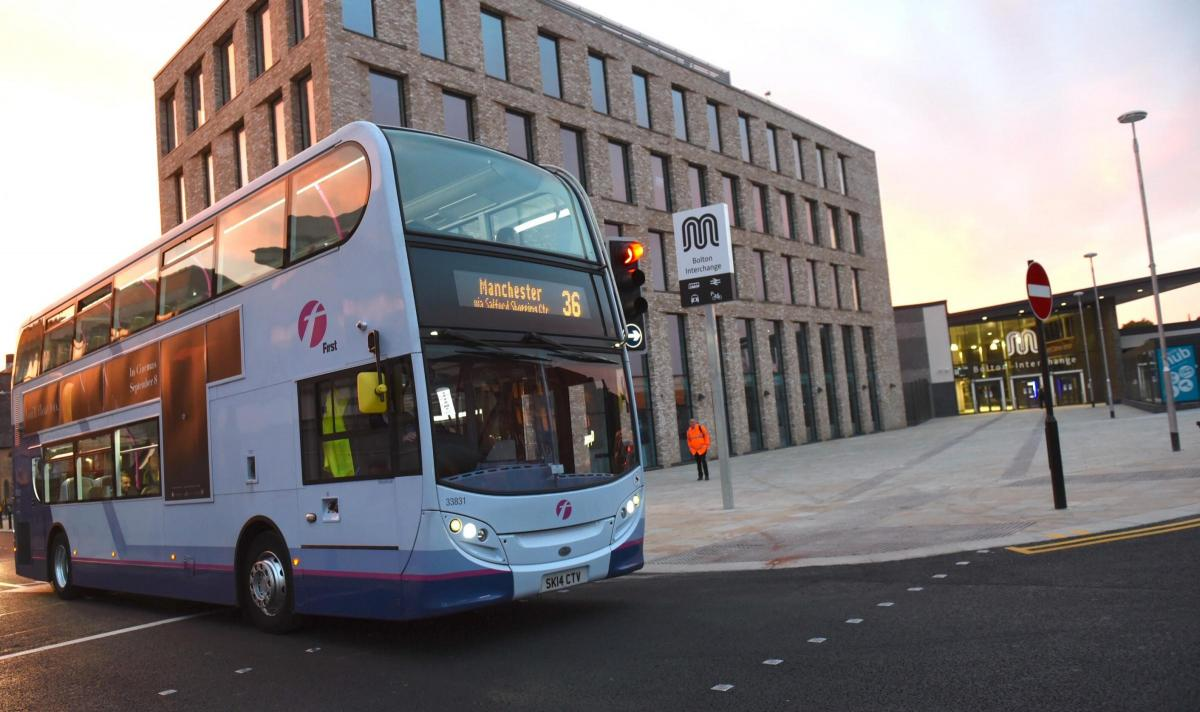 777382c77870 Greater Manchester buses less reliable than last year