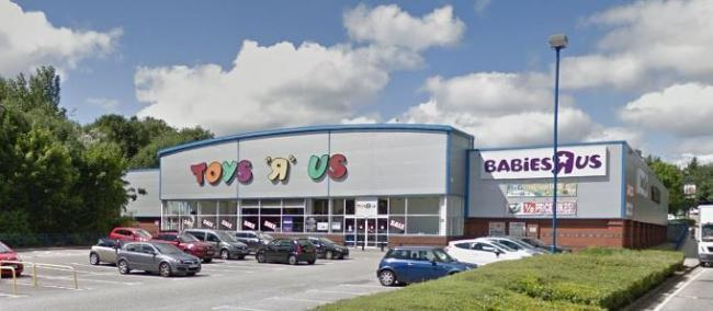 Toys R Us Recalls Childrens Ball Over Safety Fears The Bolton News - Google maps toys r us