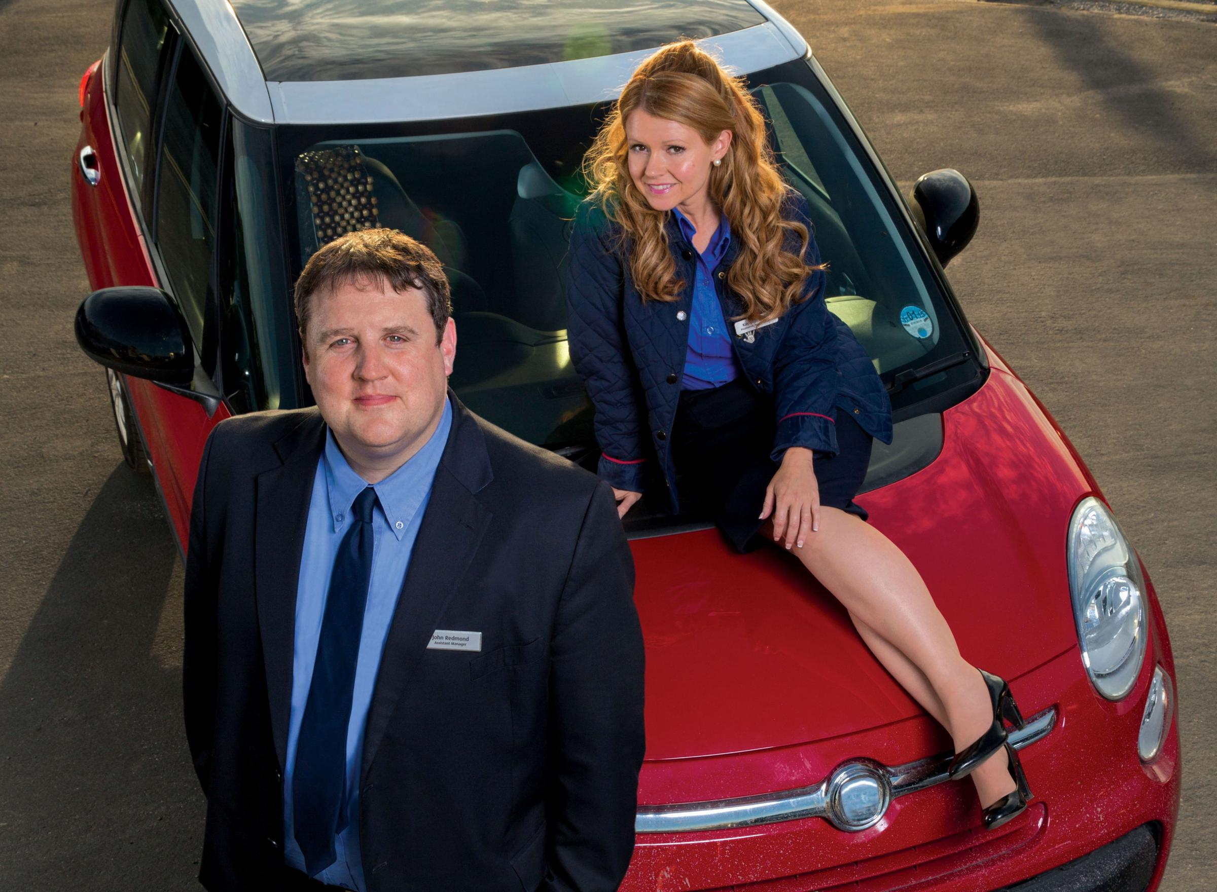 Peter Kay's Car Share has notched up more success, becoming the iPlayer's biggest comedy of the year. Figures reveal that the BBC1 show has had more than 10.6 million views on the catch-up service, making it iPlayer's most-requested comedy of