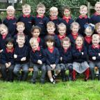 The Bolton News: TOGETHER: Youngsters at St Bartholomew's CE Primary School in Westhoughton