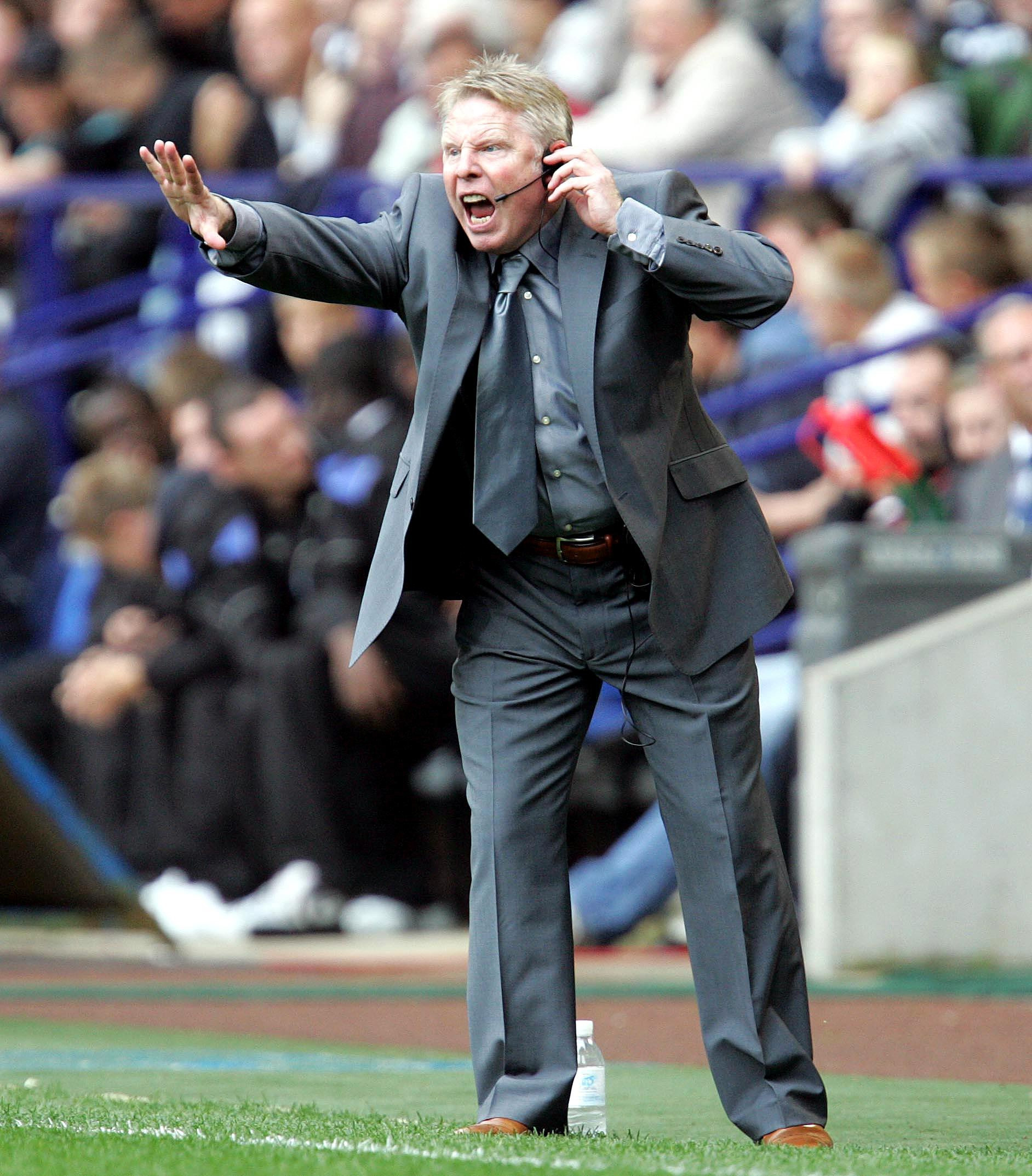 Sammy Lee had the third-shortest reign in Wanderers history at 170 days