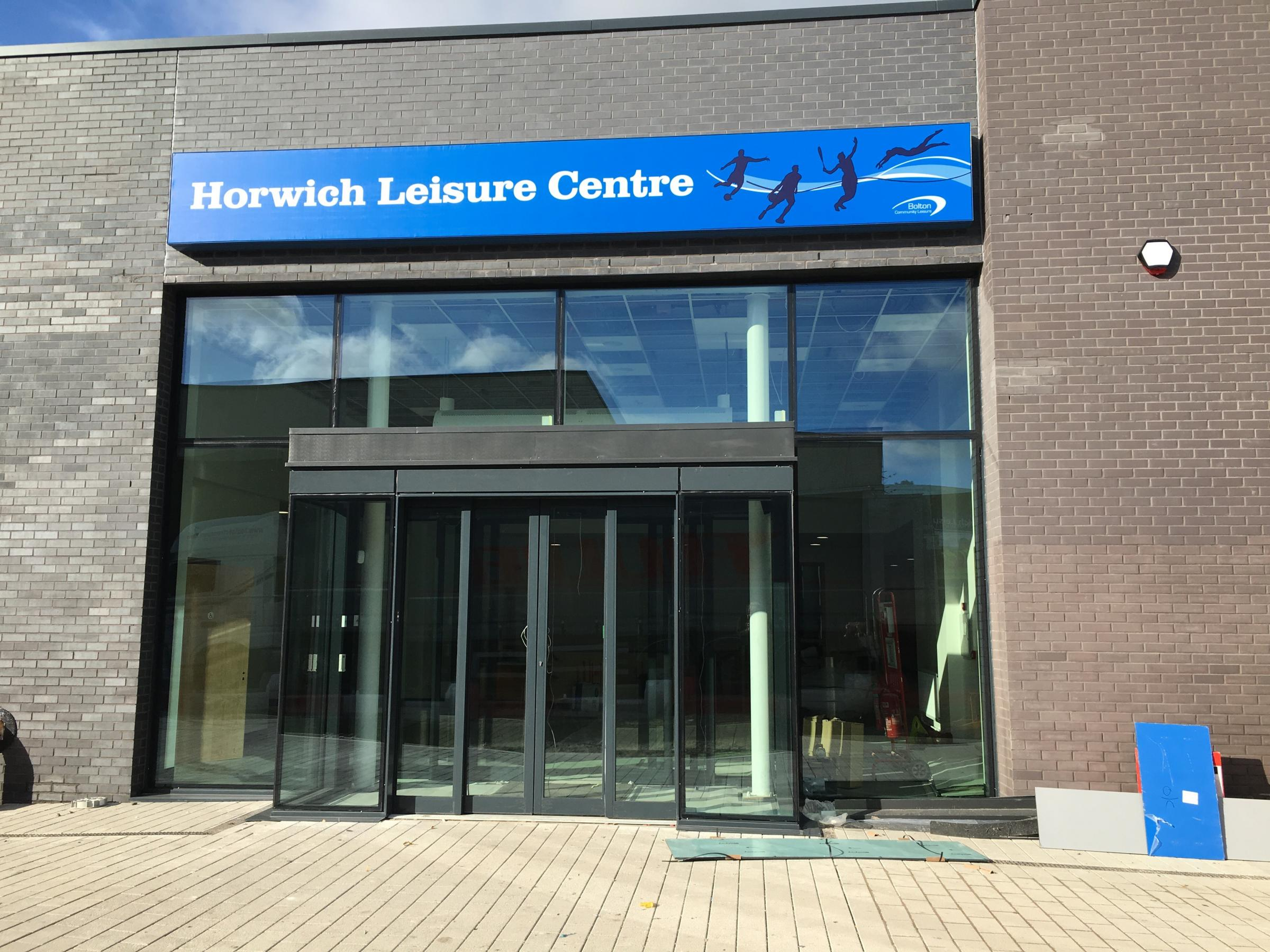 TOUR: First look at the nearly-completed Horwich Leisure Centre
