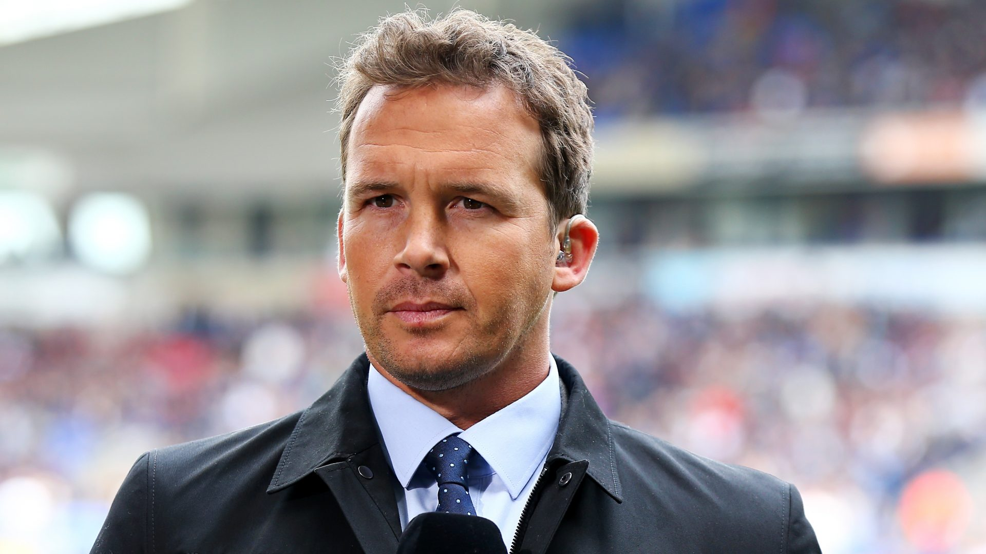 Kevin Davies played more than 400 games for Bolton and is regarded as a club legend