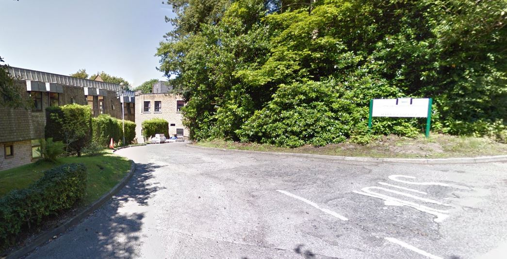 Beaumont Hospital, where Lisa Aherne underwent a hysterectomy PIC: Google Maps