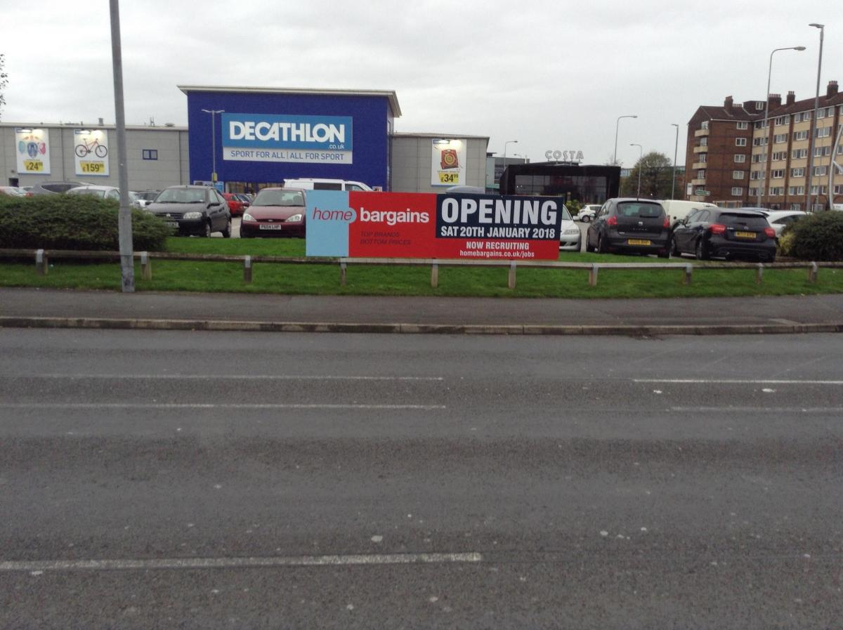 Home Bargains Will Create 35 Jobs With New Store At Bolton Shopping