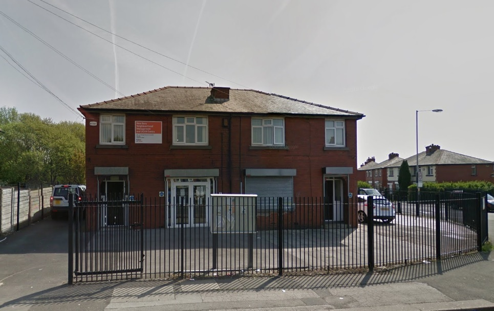 The old UCAN Centre in George Street, Farnworth. Photo: Google Maps