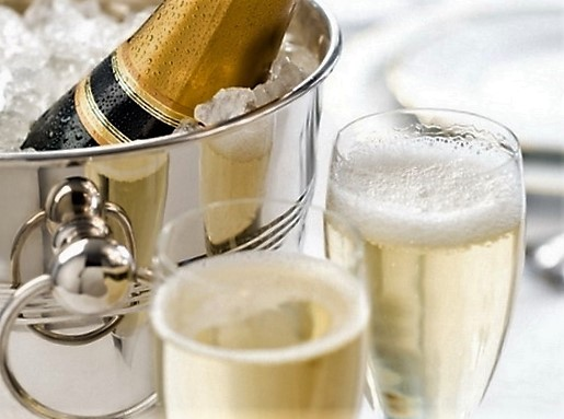 BUBBLY: Sample some champagne at this weeken's French Fair
