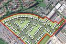 Plans for the first 112 homes at Horwich Loco Works Picture Bellway Homes