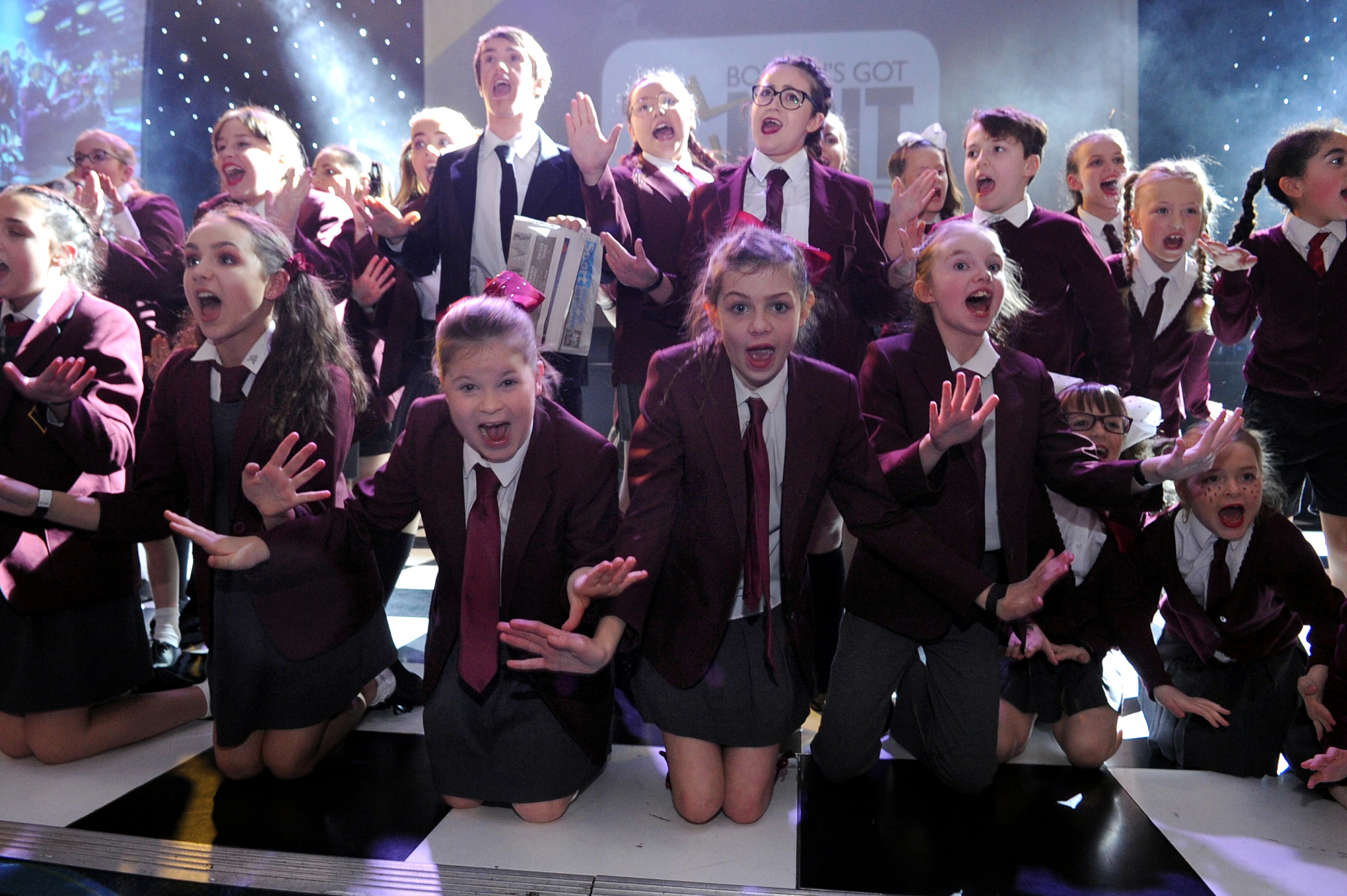 35 talented performers land 2nd place at Bolton's Got Talent