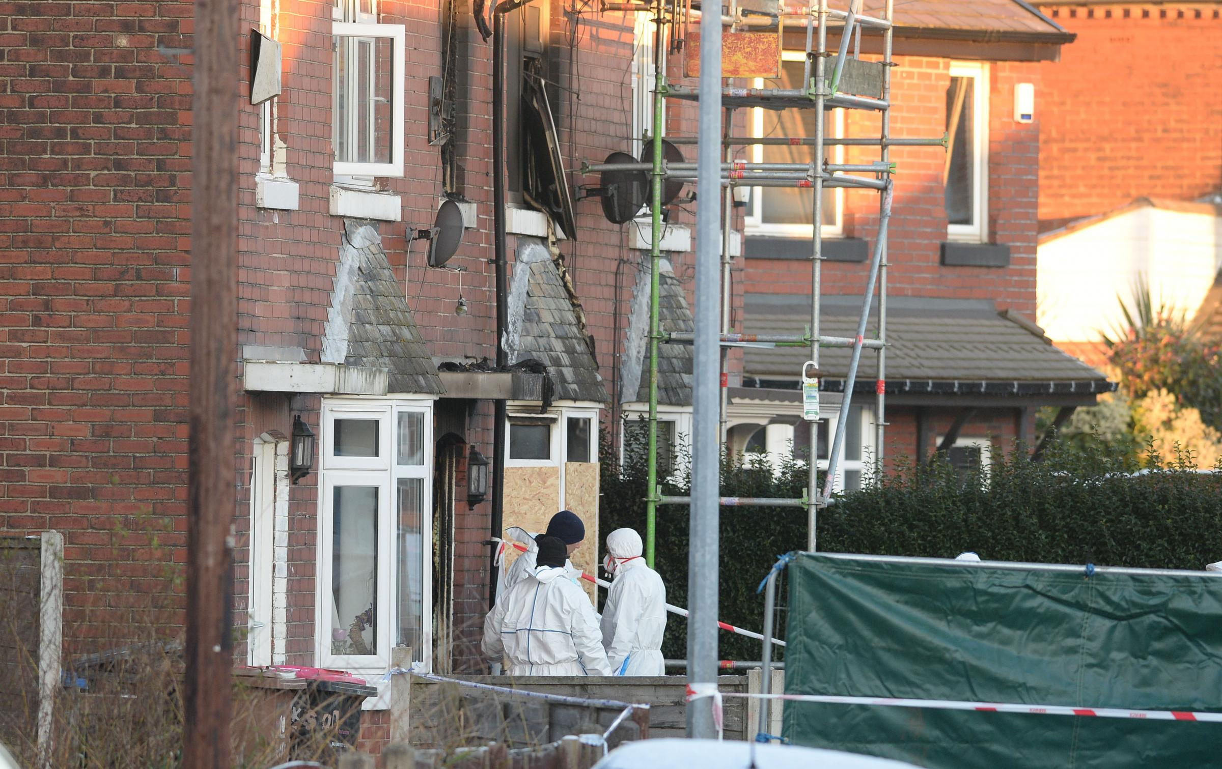 Walkden house fire: Third person appears in court charged with murder of four children