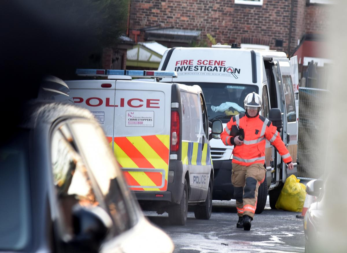 Firefighters offered support after dealing with second house fire involving death of children
