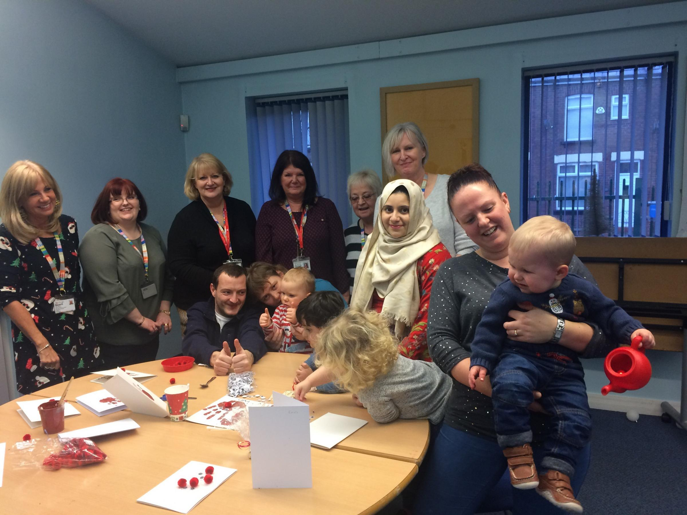 BEST START: Children are getting the best start in life in Bolton