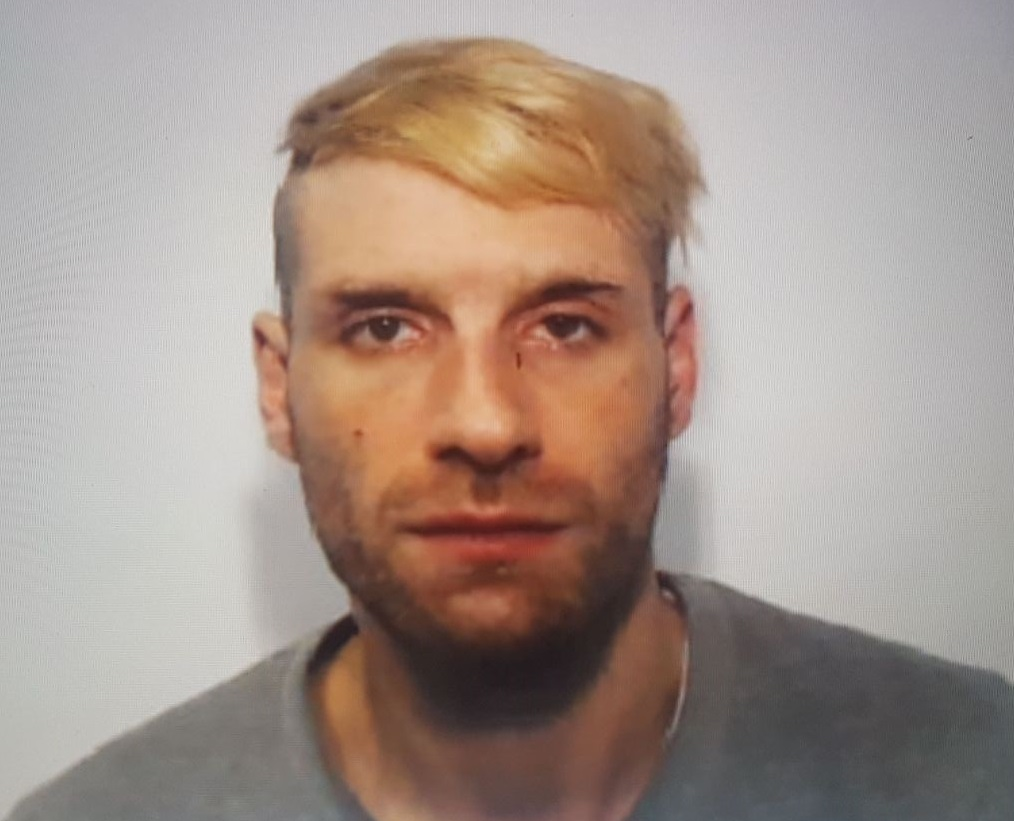 JAILED: Christopher Brizell