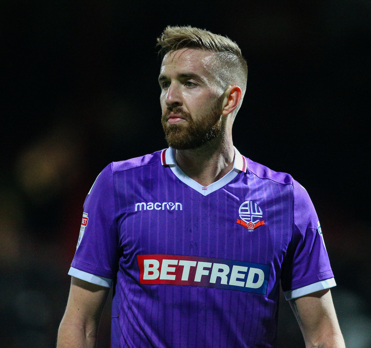 Mark Beevers missed Saturday's 1-1 draw with Ipswich Town after being struck down by a virus