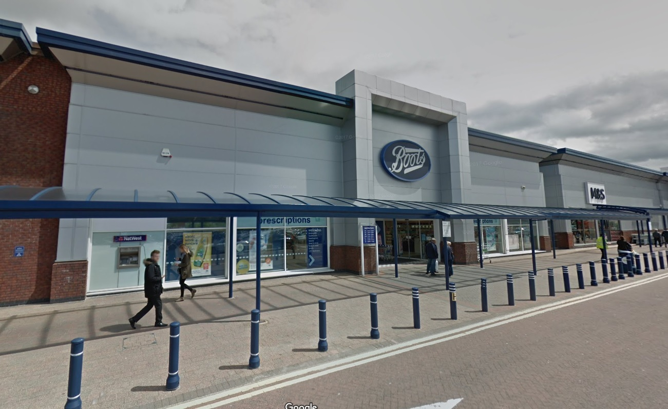 Boots at Middlebrook