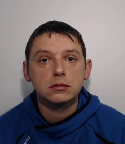 JAILED: Michael Hunter