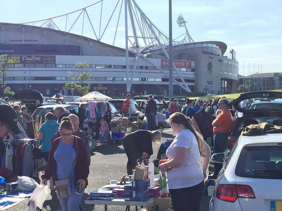 Thousands expected at first Bolton car boot sale of 2018