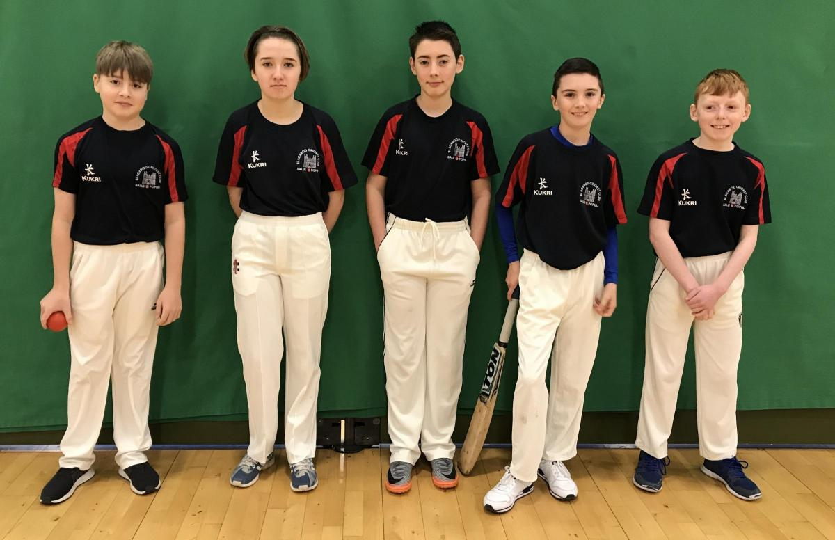 6c63ae0585a06a Horwich to meet Kearsley in battle of 100-per-cent winners in Under-13s  indoors