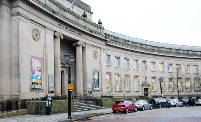 Bolton Central Library and Museum