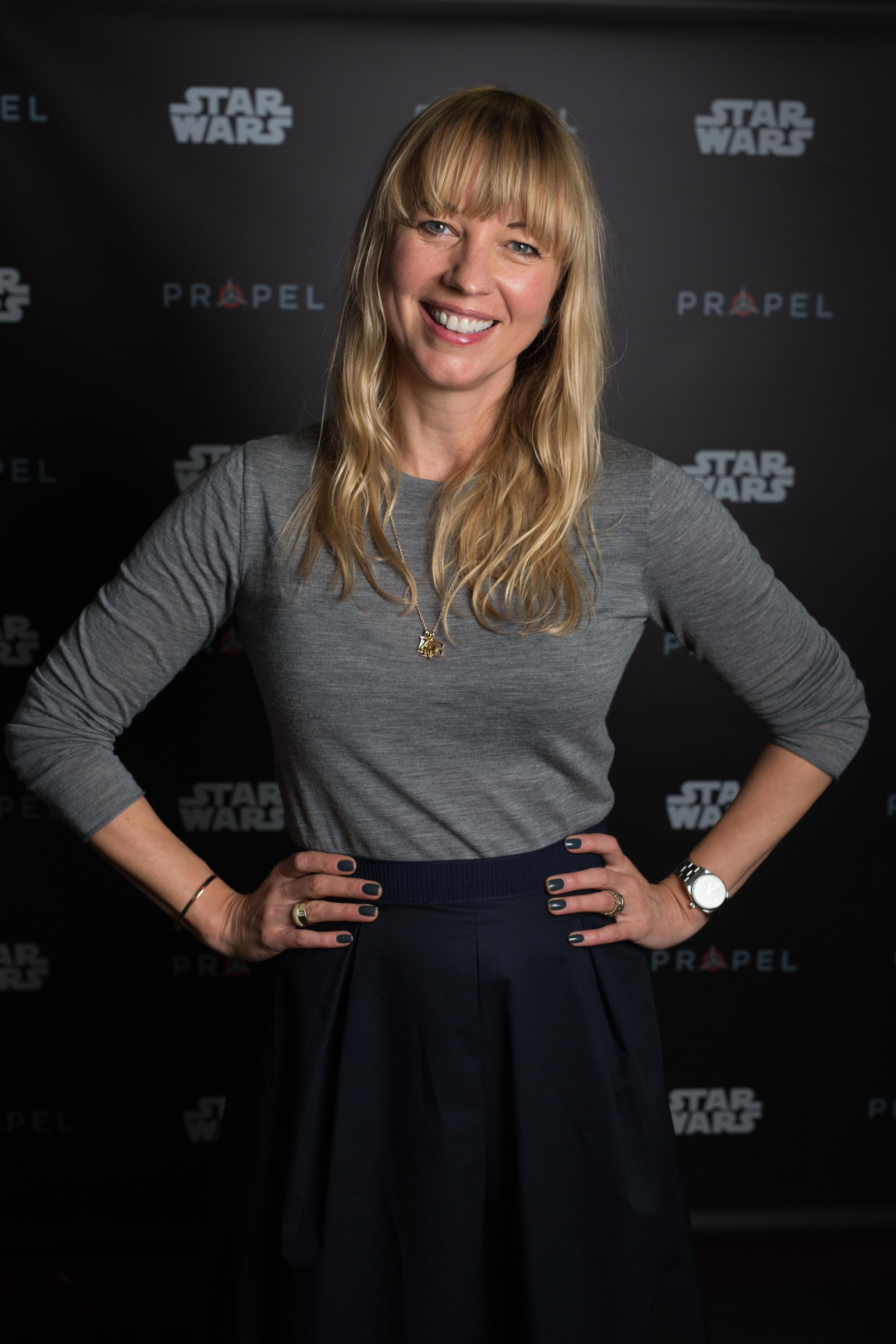 Undated Handout Photo of Sara Cox attending a toy launch in 2016.  See PA Feature WELLBEING Sara Cox. Picture credit should read: David Parry/PA Photo/Handout. WARNING: This picture must only be used to accompany PA Feature. WELLBEING Sara Cox..