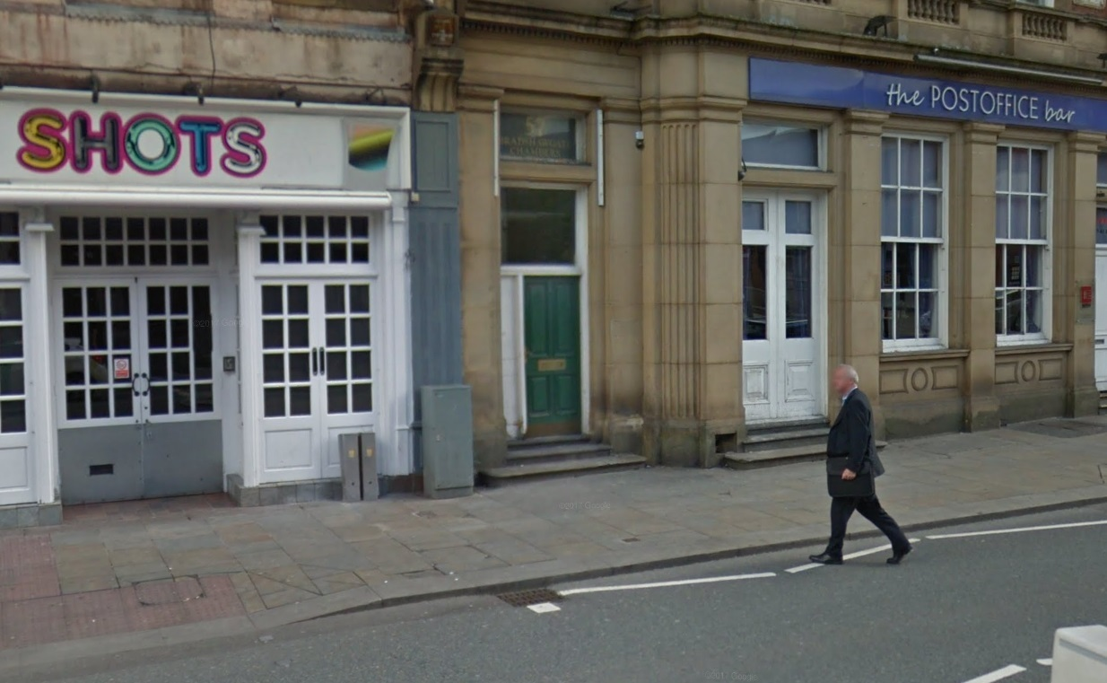 PLANS: The vacant property in Bradshawgate could be turned into a cafe Picture Google Maps
