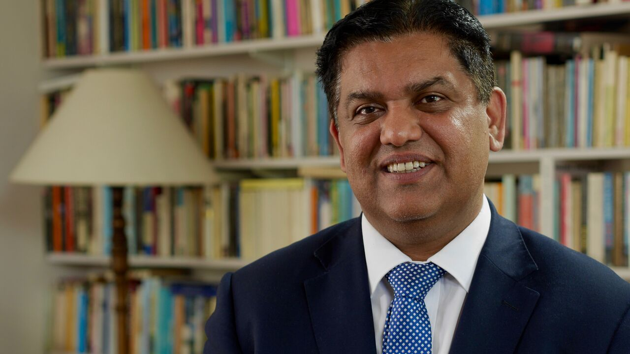WARNING: GP Dr Zahid Chauhan said the statistics should give residents a wake-up call
