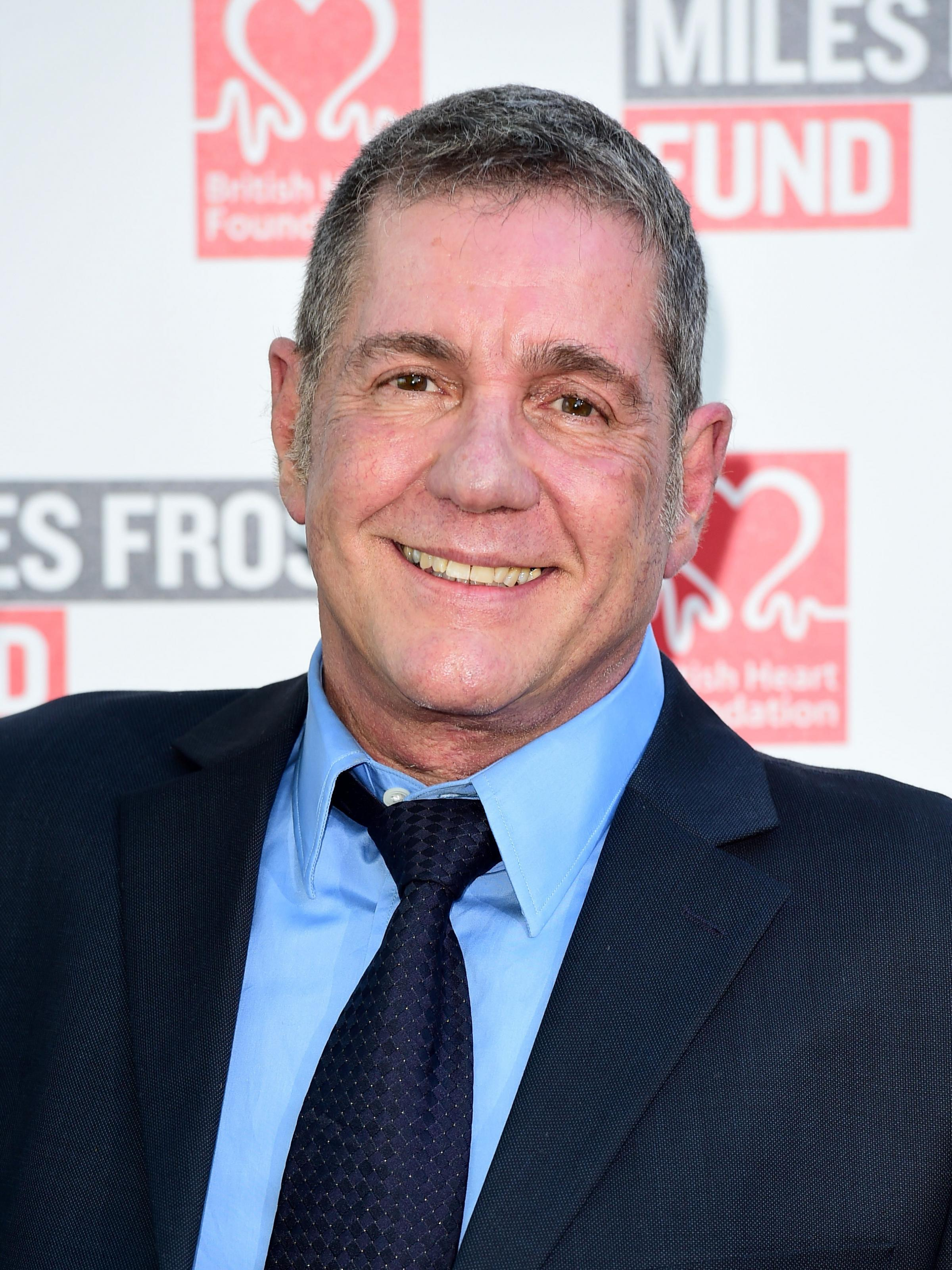 Dale Winton attending the Frost Summer Party Fundraiser in London. Picture by Ian West/PA Wire.