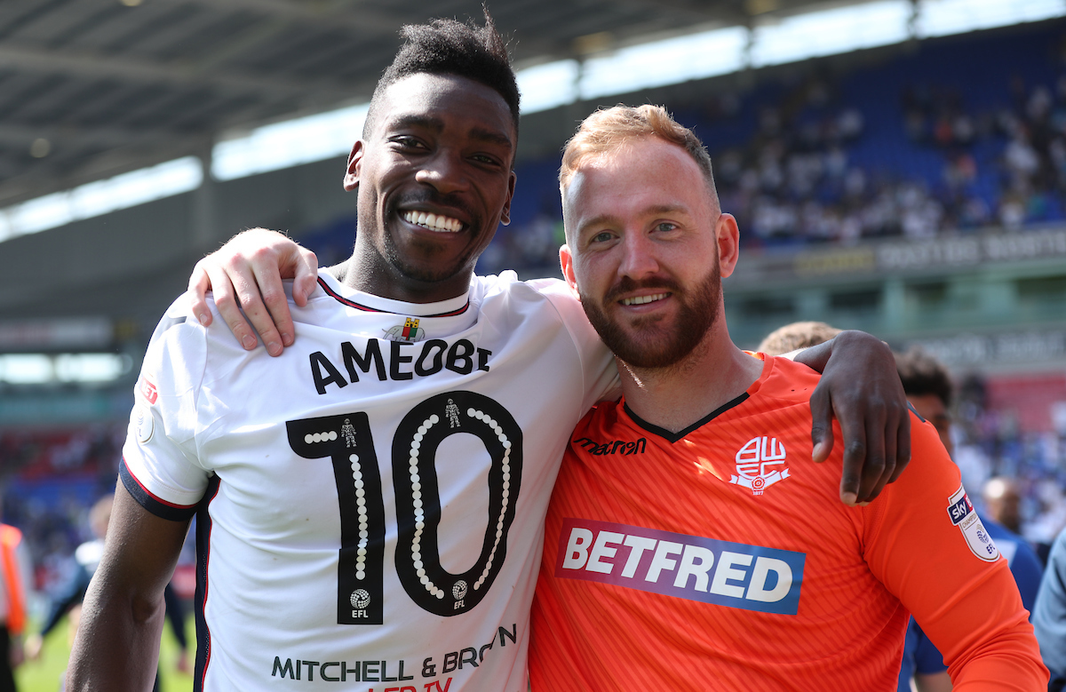 IN DEMAND: Ben Alnwick and Sammy Ameobi are two of the players in contract talks