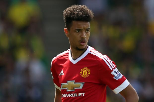 The Bolton News: Cameron Borthwick-Jackson has left Manchester United to join Scunthorpe on loan