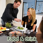 Food and drink features and supplements