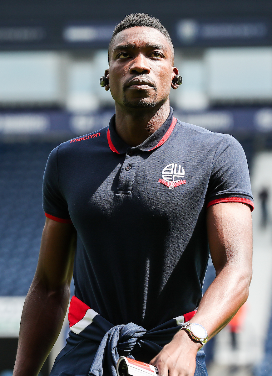 TOUCH AND GO: Sammy Ameobi is looking to prove his fitness for Reading