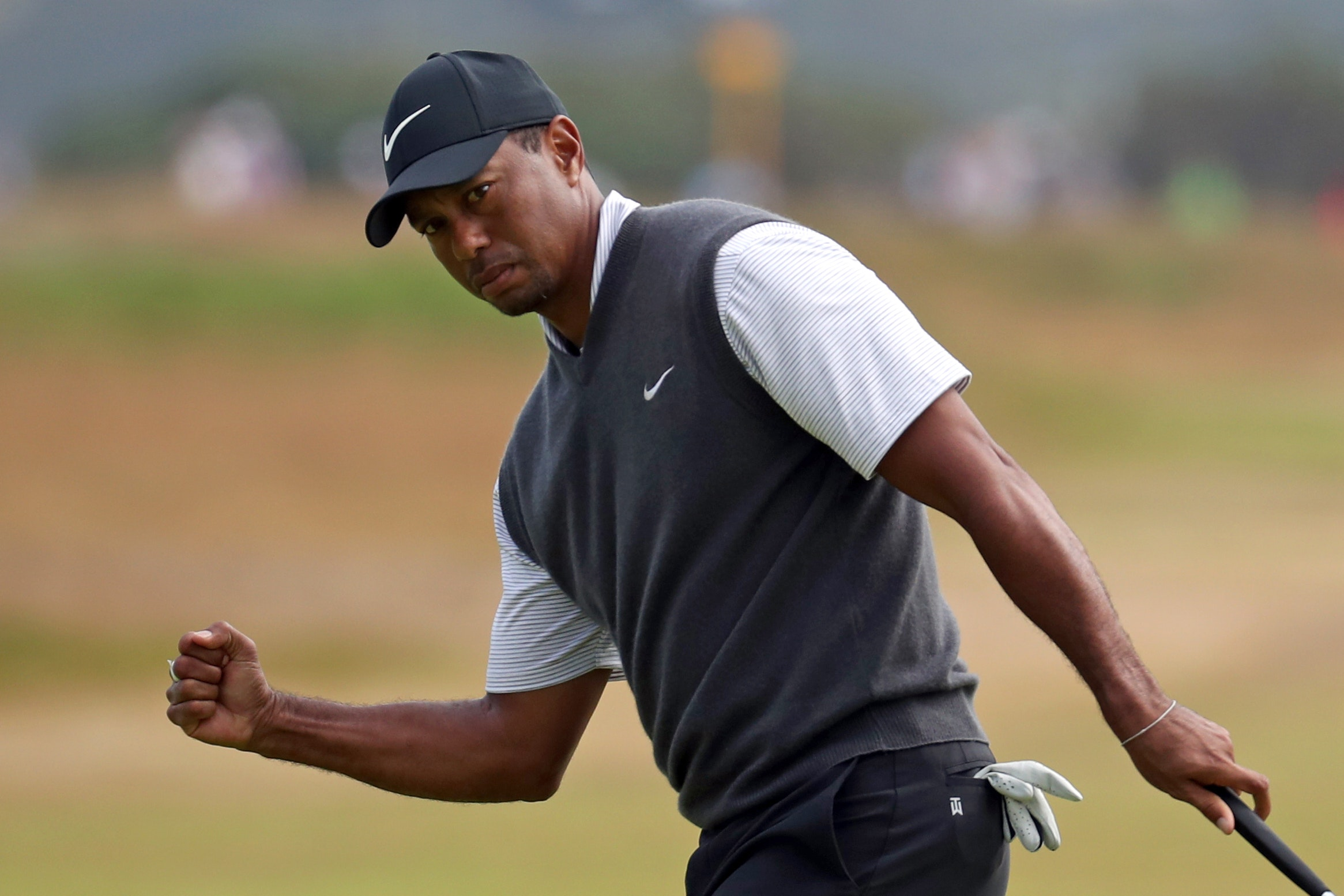 Tiger Woods won for the first time since 2013 in the Tour Championship