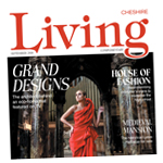 The Bolton News: Cheshire Living Cover 2018 Autumn