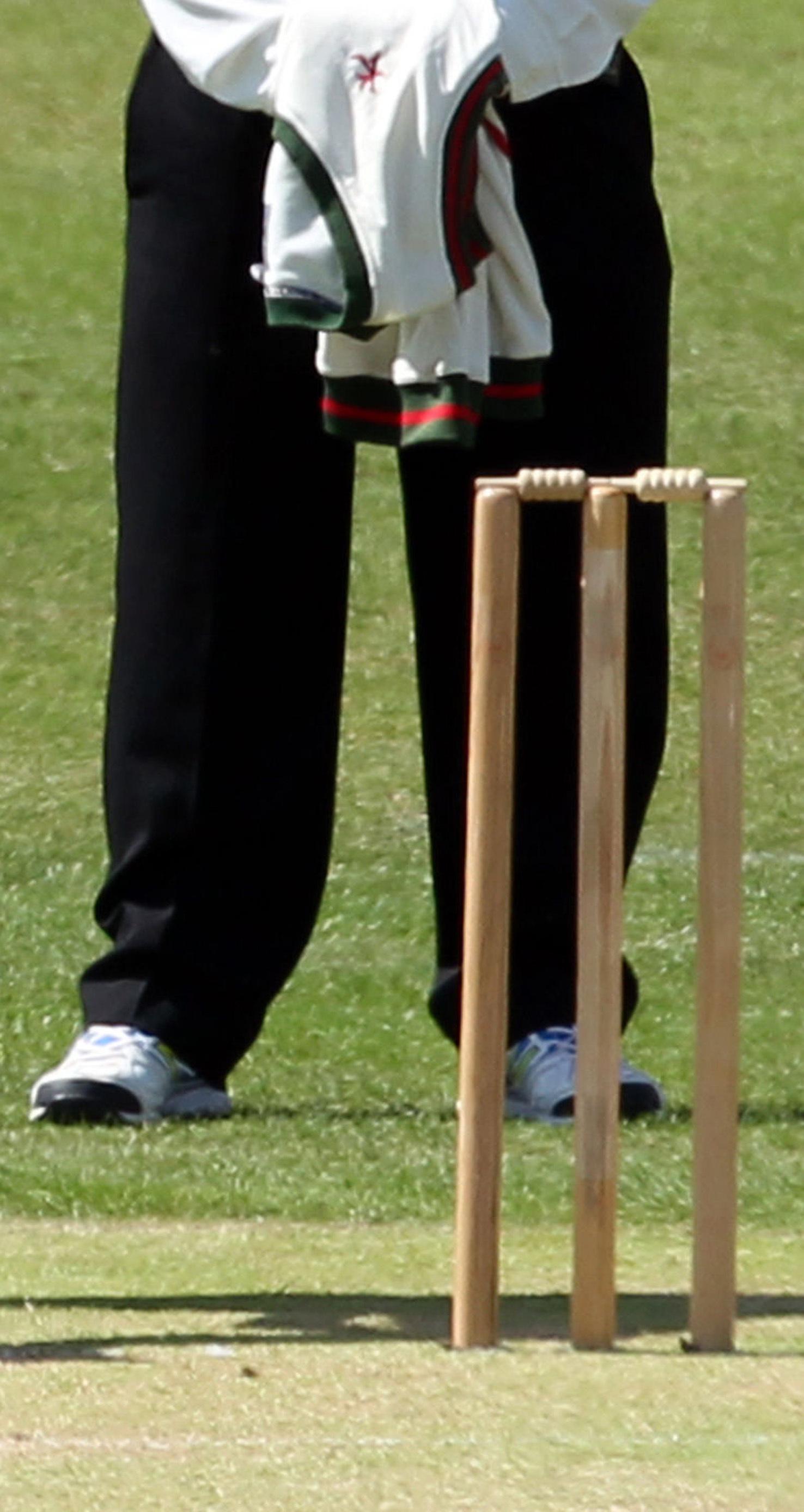 File photo dated 26-06-2014 of Leicestershire's Anthony Ireland.