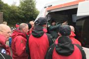 Mountain rescue team joins hunt for missing 64-year-old man