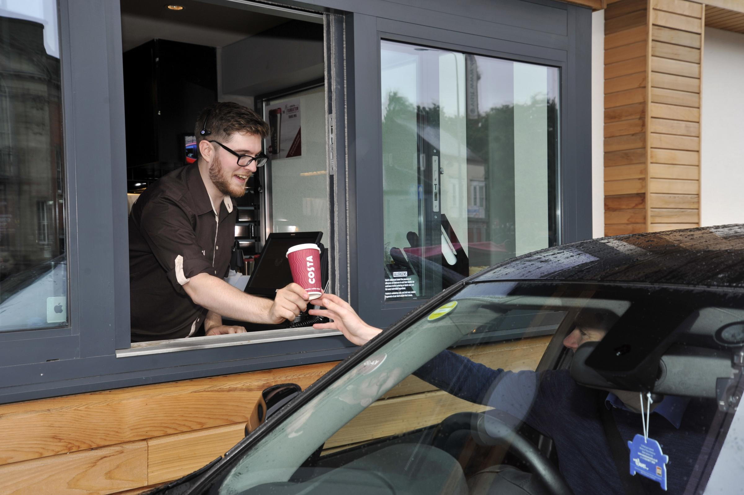 Bolton Costa Drive Thru Sold For More Than 1m The Bolton News