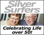 Silver Surfers celebrating life over 50