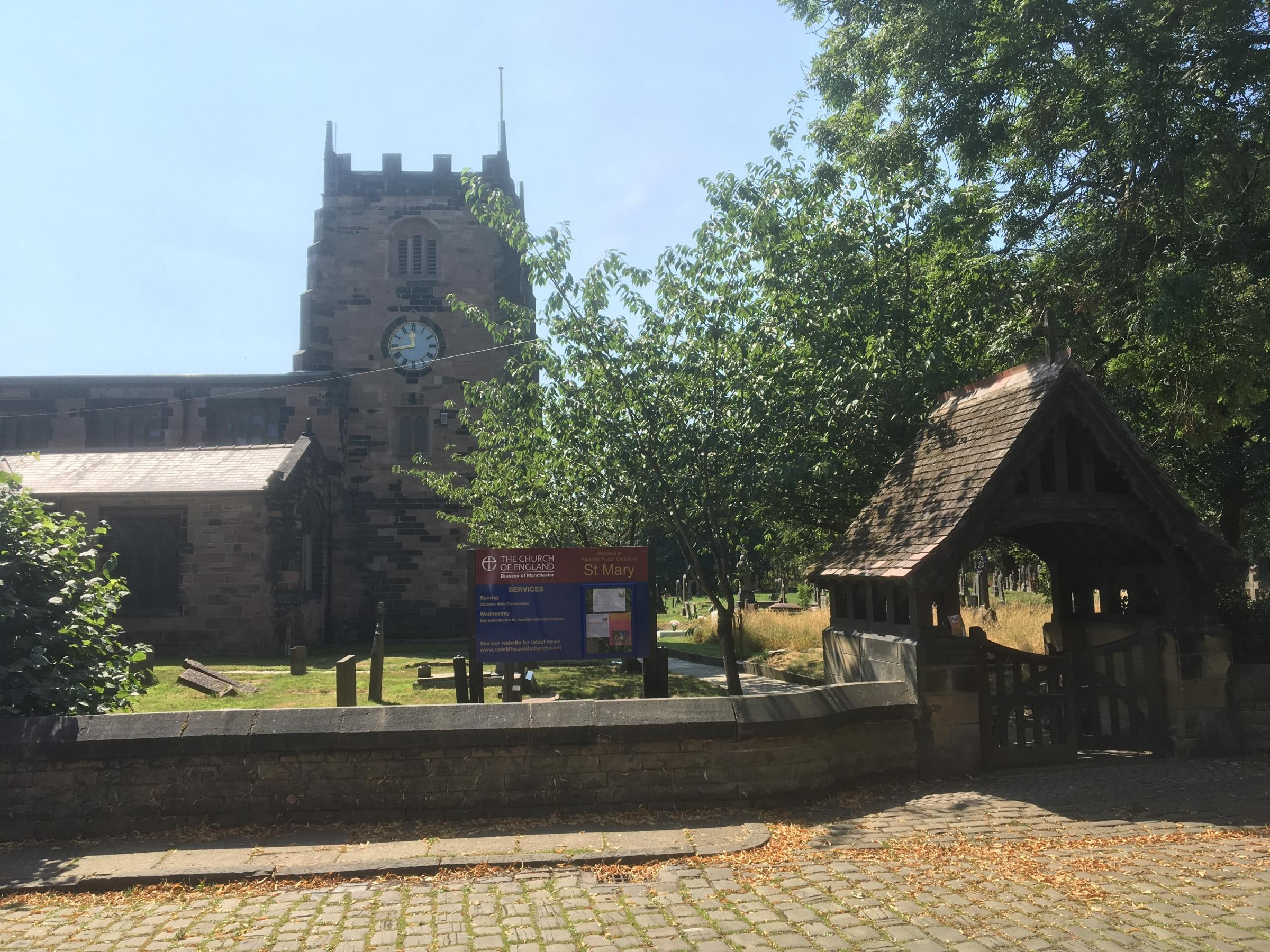 INVITATION: Radcliffe Parish Church will hold a pet service