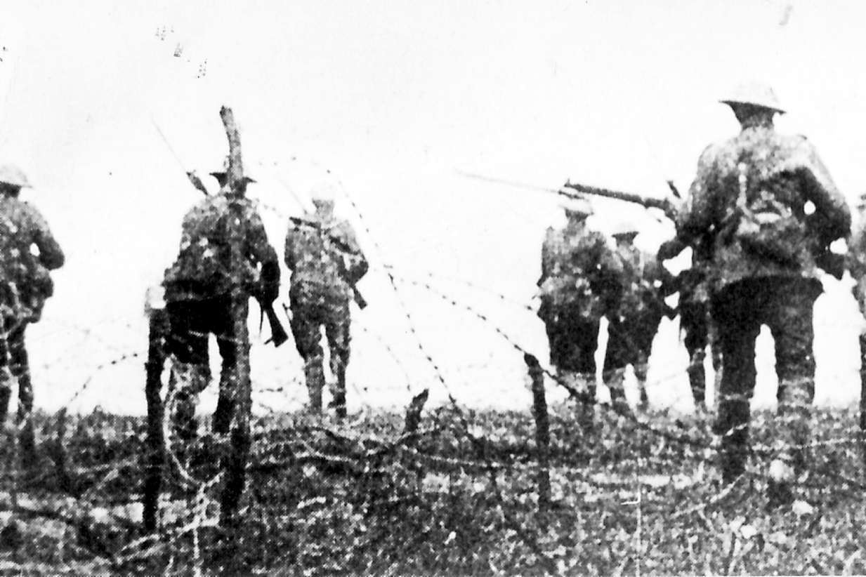 Modernised Great War footage to be shown at cinema - Bolton