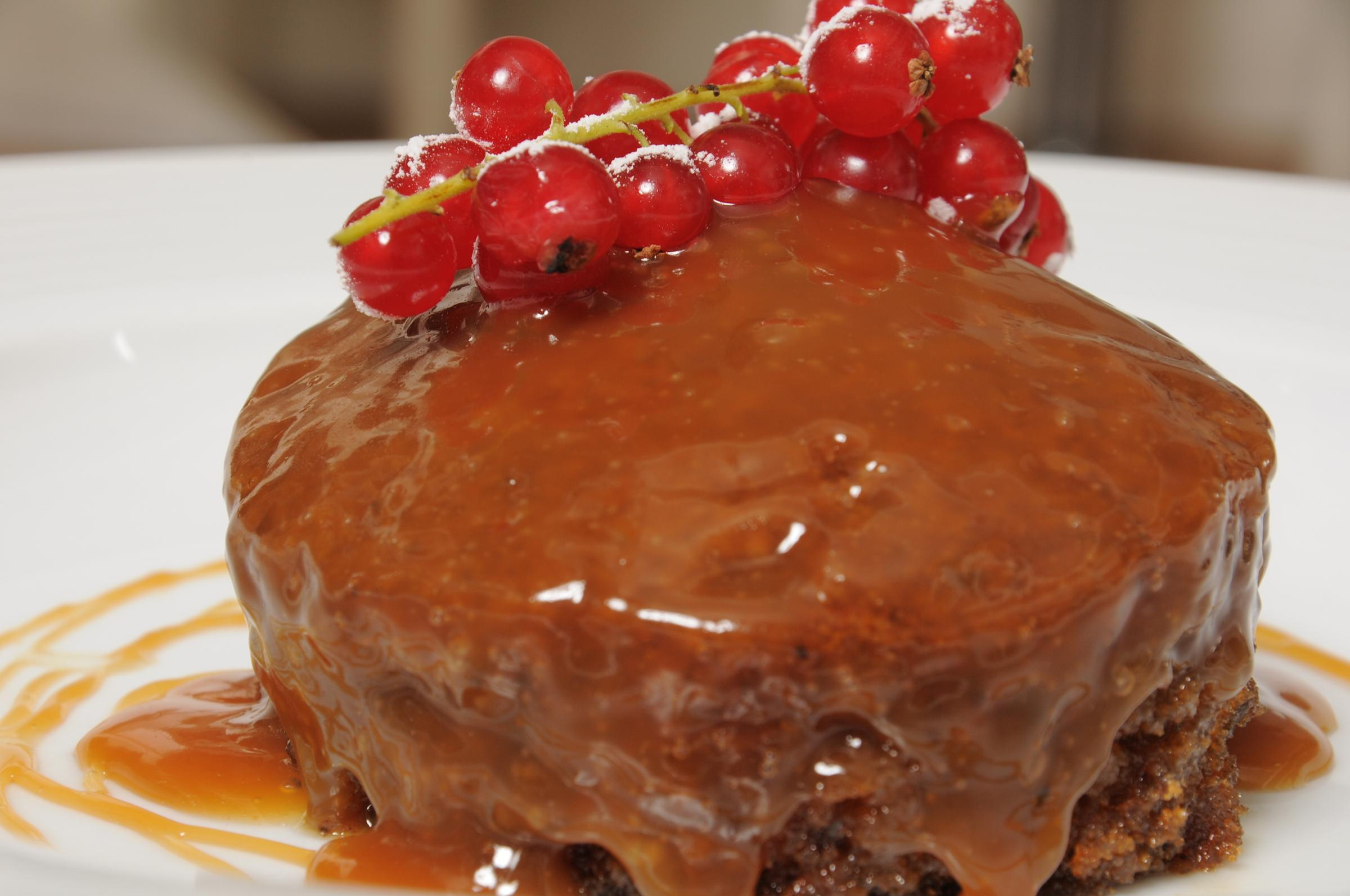 RECIPE OF THE WEEK: Nick's decadent Sticky toffee pudding