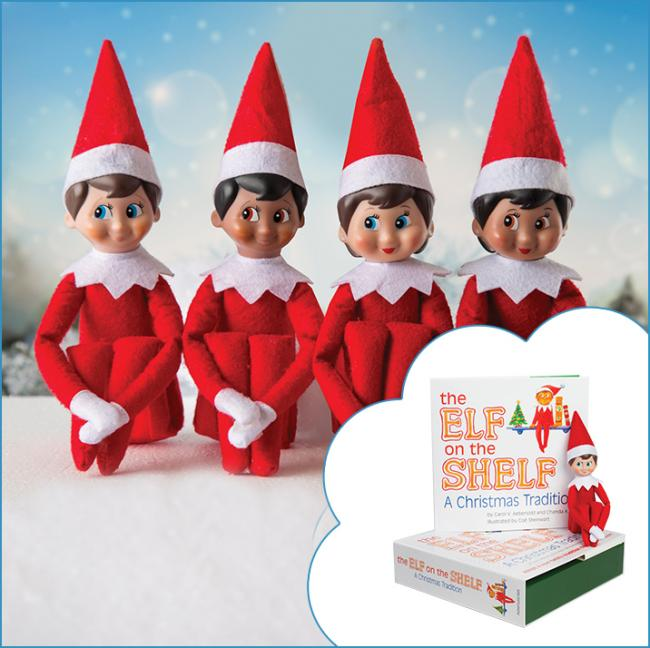 Keep your Elf on the Shelf game strong with our new ideas