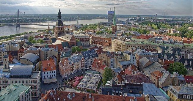 Riga, captial of Latvia