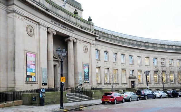 Bolton Museum, Library and Art Gallery