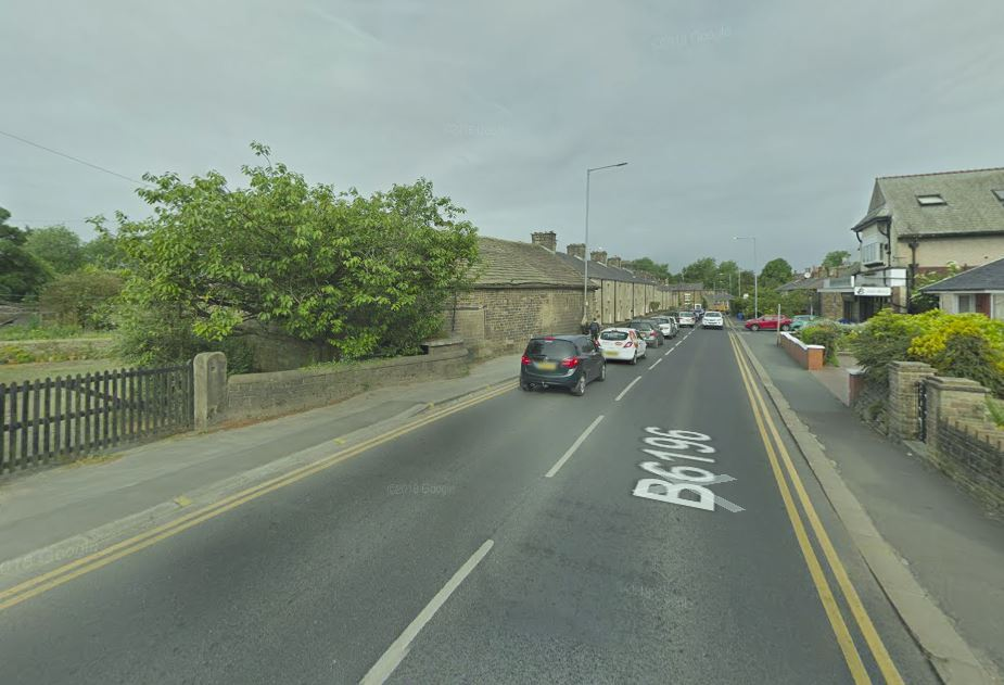 Lea Gate, Harwood. Picture, Google Maps