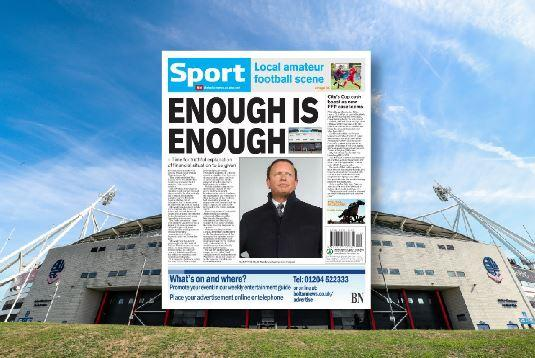 COMMENT: Enough is enough: Time for a truthful explanation at Wanderers