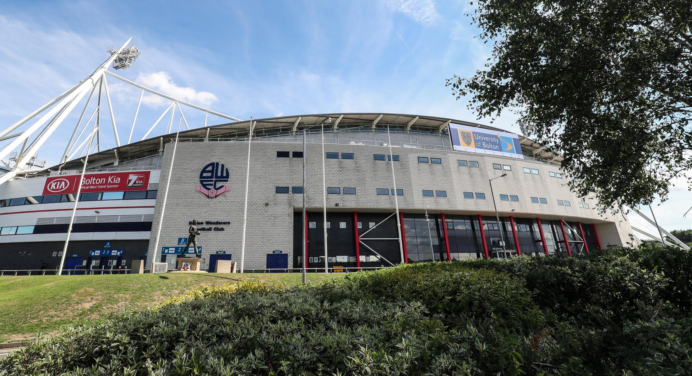 Bolton Wanderers dealt another winding-up petition by HMRC