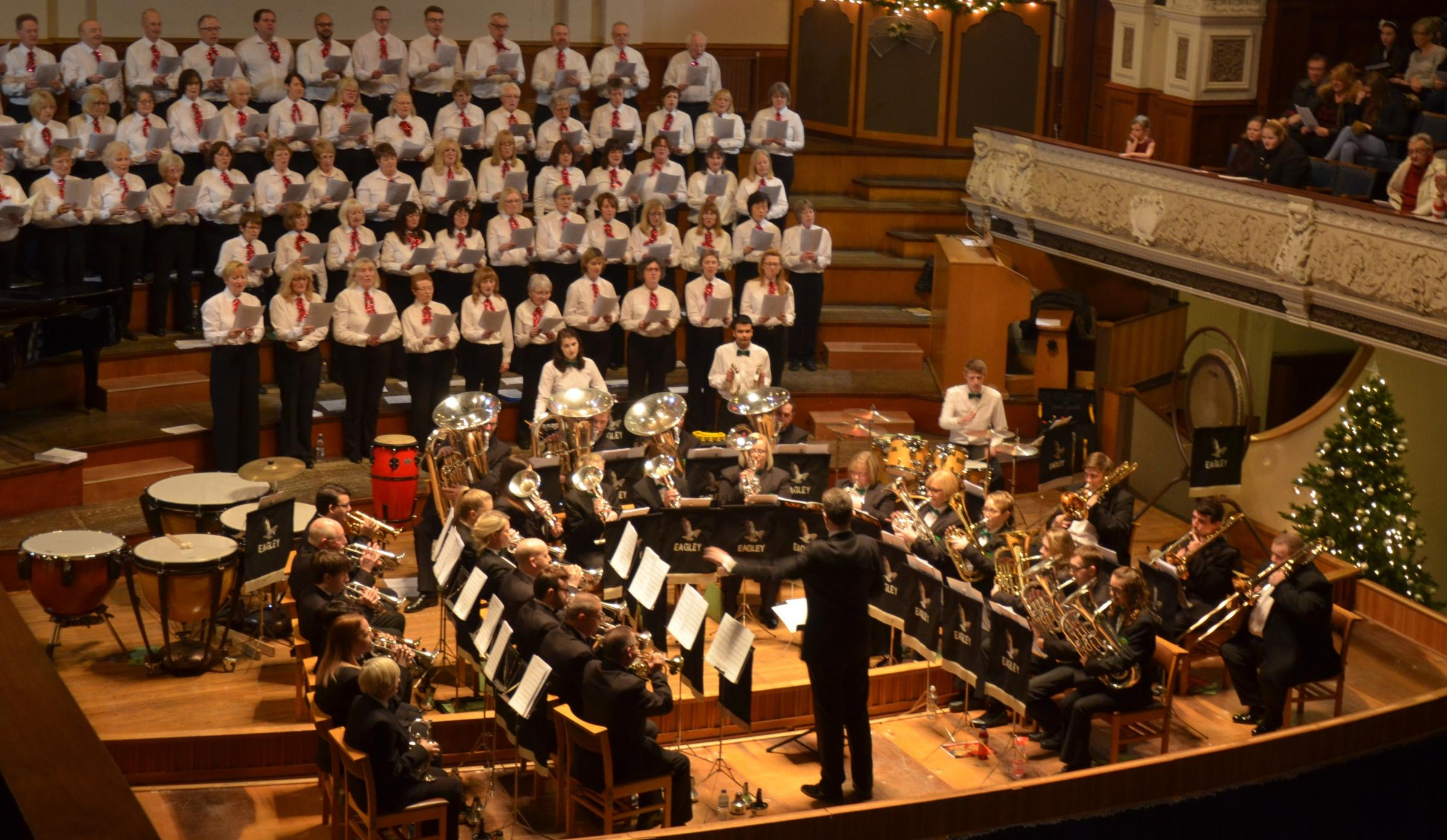 CONCERT: Eagley and Smithills Christmas Concert
