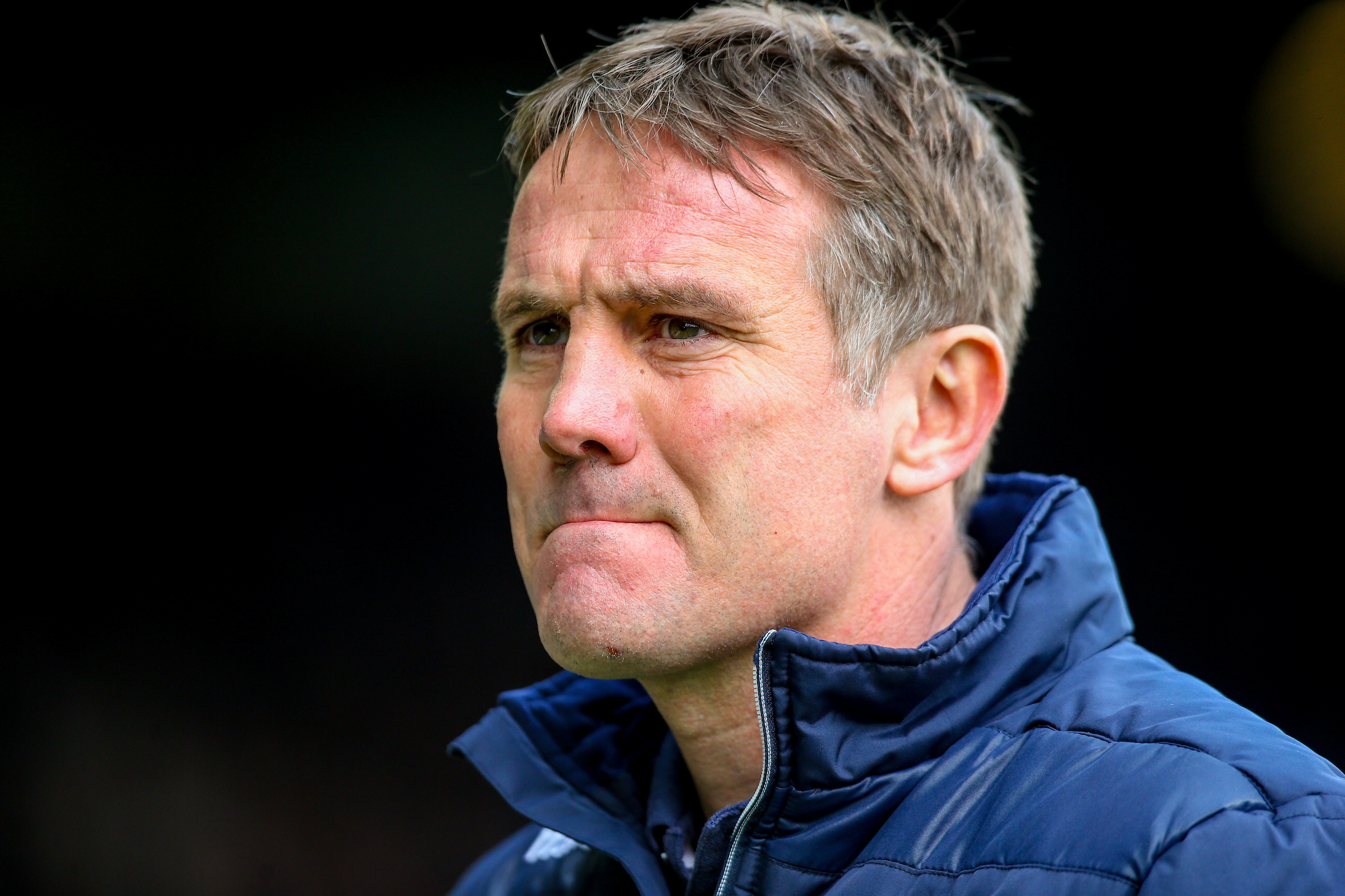 Phil Parkinson is hopeful of a swift conclusion to the pay problems